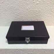Console Box / black / L