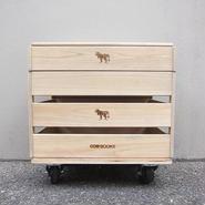COW BOOKS / カウブックス / Coffee Table Set