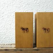 COW BOOKS / Bookends / L