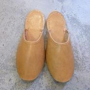 Buffalo Leather Slippers / ladys