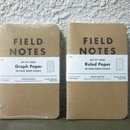 FIELD NOTES / 3-PACKS