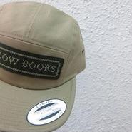 COW BOOKS / Logo Cap / Khaki×Green
