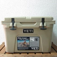 YETI  / イエティ / タンドラ /35pt / TAN