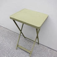 U.S. MILITALY / METAL FOLDING TABLE(DEAD STOCK)