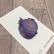柘榴(ザクロ)のブローチ