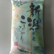 【言わずと知れたお米の王様】新潟県産こしひかり 5kg
