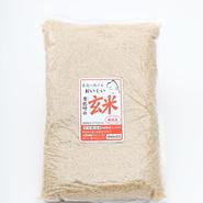 ご家庭の炊飯器で簡単に炊ける「無洗米 卑弥呼の玄米」 5kg