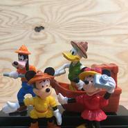Disney(ミッキーハッピーミールセット)