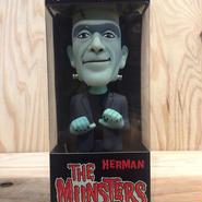 THE MUNSTERS(HERMAN)