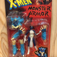 X-MEN(MONSTER ARMOR)