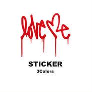 【LOVE ME】 Sticker