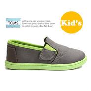 【 TOMS / トムス 】【国内限定販売カラー】[キッズ] Avalon Sneaker