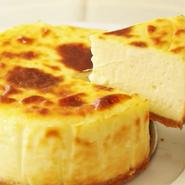 伝統的濃厚チーズケーキ(送料無料)(2個セット)