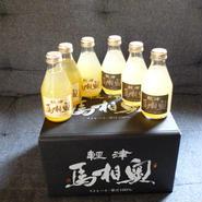 【ギフト】青森こだわり林檎ジュース【180ml×12本入り/箱】送料無料