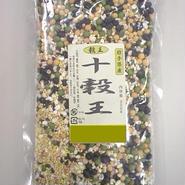 """岩手県産""""雑穀""""健康食品「十穀王300g」発売中!只今、栄養バランスの良さが注目!"""