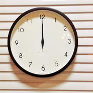 campagne/pc0-24w bw電波時計 ブラウン
