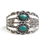 Second Turquoise Cross Arrow Bracelet