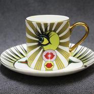 Keiichi Tanaami / Cup & Saucer #3