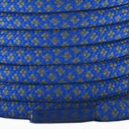 """ROPE LACES MIX """"SLATEGRAY/BLUE"""""""