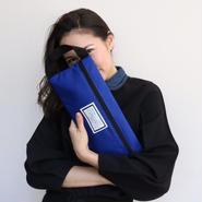 予約college bag codura royal blue