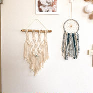 Macrame wall hanging♯34