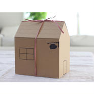 ハウス型ギフトボックス(小)箱のみ