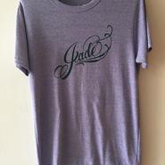 Jade ロゴTシャツ ヘザーパープル