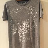Hendrix Tシャツ ヘザーグレー