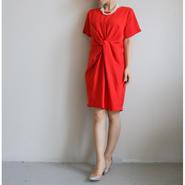 カシュクールデザインドレス