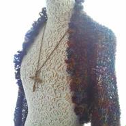ウールのマーガレット(彩)