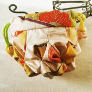 金平糖袋(生成り)M