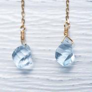 Blue Topaz pierce(shirshi)
