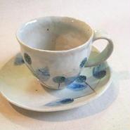 野苺コーヒー碗セット