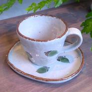 珈琲碗セット(どんぐり・木の実)