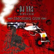 """DJ YAS """"SMOKING GUN"""" / CD"""