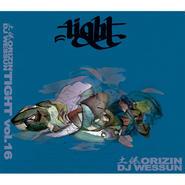 """DJ WESSUN """"TIGHT 16"""" / Mix CD"""