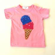 【WILL MAIL】 アイスクリームTシャツ