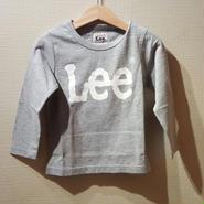 【Lee】長袖Tシャツ(GRAY)