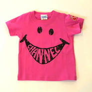 【CHANNEL】 Tシャツ (PINK)