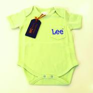 【Lee】ロンパース(LIME)