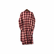 """ JUNYA WATANABE "" Check Design Shirt One-piece(¥18000+tax/S)"