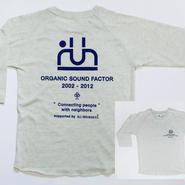 kuh × ALL ORDINARIES double-name T-Shirt
