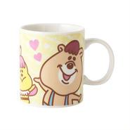 マグカップ(300ml)【KMTG-098YE】