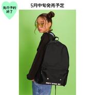 【5月中旬発売予定】MESSAGEリュック【KMT-183】