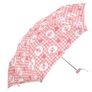 ギンガムチェッククマタン(折り畳み傘)【KMTG-088】