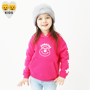 STARパーカー(KIDS)【KMT-179PK】