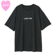 LOVE ME BIG Tee【KMT-250DG】