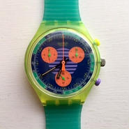 Swatch ‎– Neo Wave (Deadstock)