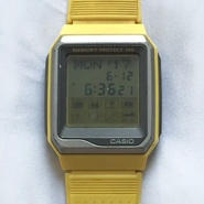 Casio – VDB-101JIM Data Bank Invisible Machine Touch Screen