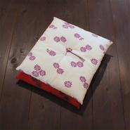 うす小座布団(菊)